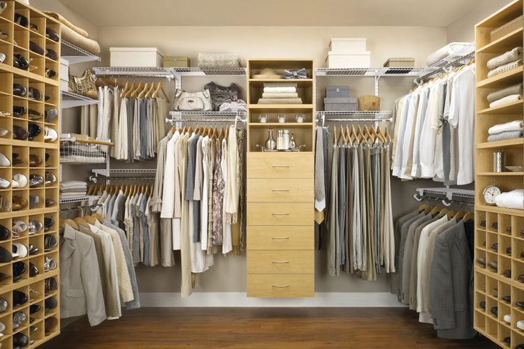 Las Vegas Finish Carpentry Closet Organizer General Contractor