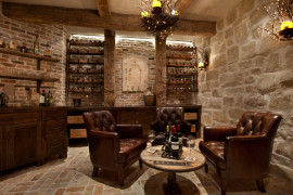 LAS VEGAS WINE CELLAR RENOVATION