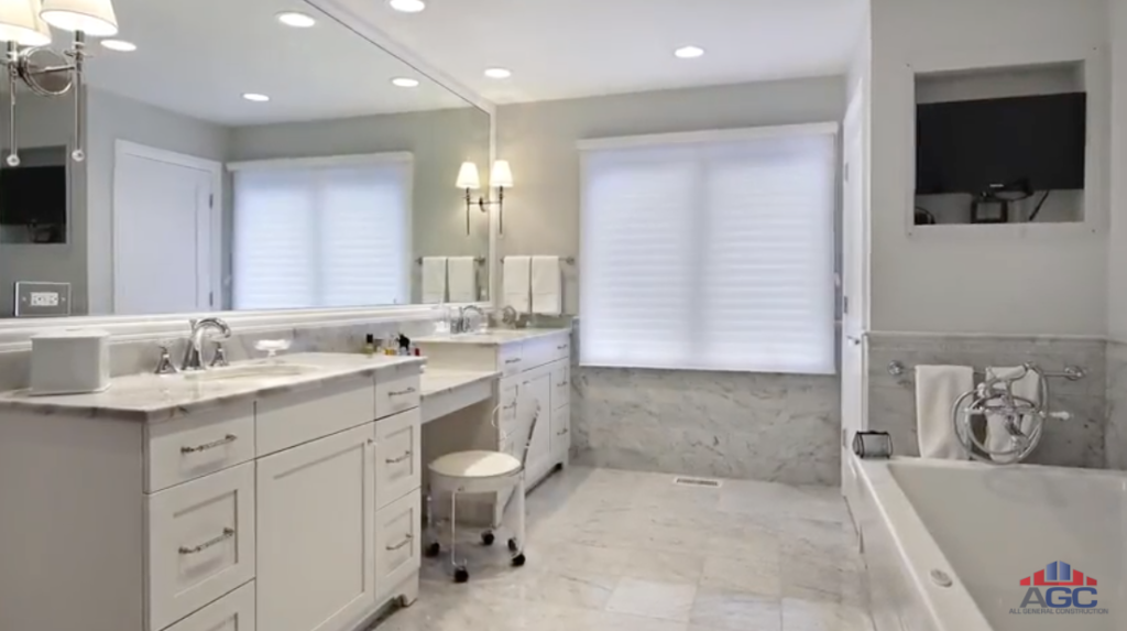 las vegas bath remodel video